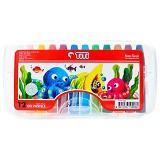 TITI Oil Pastel 12 Warna [TI-P-12S] - Crayon